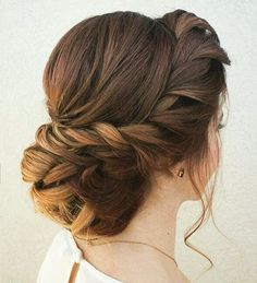 about Hair & Makeup by Steph # about … - Wedding Hairstyles Up Hairstyles, Pretty Hairstyles, Wedding Hairstyles, Bridesmaids Hairstyles, Teenage Hairstyles, Formal Hairstyles, Bridesmaid Hair Updo Braid, Redhead Hairstyles, Stylish Hairstyles