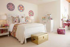 Okouzlující Dobré Nápady Pokoju pro dospívající dívky: podmanivé Dobré Ložnice velikost Nápady pro dospívající dívky s Bílou postelí ZDI výkony S. ..