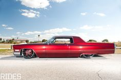 1967 Cadillac Coupe Deville | Rides Magazine
