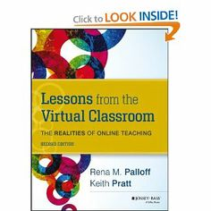 Rena Palloff and Keith Pratt, the most trusted online teaching experts, have completely updated and revised this classic to reflect changes in technology and advances in online teaching made in the last decade.