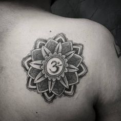 mandala tattoo meaning strength