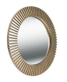 Shop World Menagerie at AllModern for a modern selection and the best prices. Round Wall Mirror, Round Mirrors, Affordable Furniture, Cheap Furniture, All Modern, Modern Decor, Diy Home, Home Decor, Contemporary Wall Mirrors