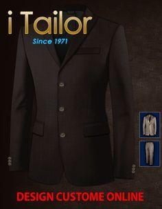 Design Custom Shirt 3D $19.95 anzüge nach maß online Click itailor.de/... . . . . . der Blog für den Gentleman - www.thegentlemanclub.de/blog