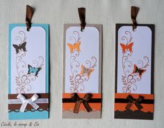 Bonjour, La dernière demande que l'on m'a faite ce sont des marque-pages. Un cadeau original, ainsi le lecteur aura une pensée à son ... Bookmarks For Books, Paper Bookmarks, Card Tags, Gift Tags, Cards, Diy Marque Page, Book Crafts, Paper Crafts, Animal Crafts For Kids