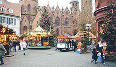 Kaiserslautern Market. Maybe some day?? @Nikara Greif