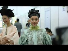 Meet Guo Pei, China's First Haute Couture Designer - YouTube