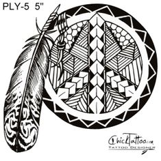 ChickTattoo.. Polynesian Flash Tattoo Designs