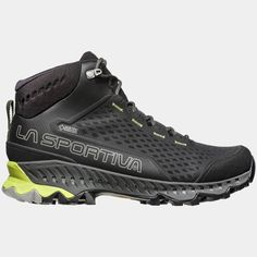 La Sportiva Stream GTX Mns, tursko - Grå - Fjellsko | XXL Running Shoes, Mesh, Sneakers, Style, Fashion, Runing Shoes, Tennis, Swag, Moda