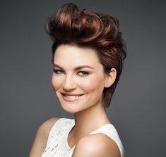 Damen Haarschnitt  #damen #haarschnitt