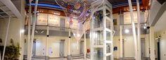 Aracaju -  Museu da Gente Sergipana - Aracaju/SE - Hall de entrada. Inaugurado em 26/11/2011 no antigo prédio do Atheneuzinho. Foi totalmente restaurado pelo Banco do Estado de Sergipe (Banese), em parceria com o Governo do Estado.