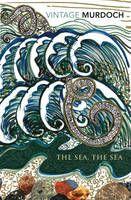 """Iris Murdoch, """"The Sea, the Sea"""". Designed by Zandra Rhodes"""