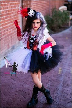 Cruella DeVille Tutu Dress