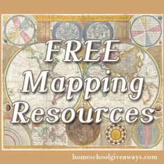 FREE Mapping Resources