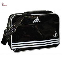 d6b719c1ea Adidas - Sac bandoulière Boxe 46x32x19 cm Bleu/blanc/rouge: Amazon.fr:  Chaussures et Sacs