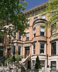 5.25 million. Brooklyn, New York Built in 1896.  Prospect Park West Park Slope Brooklyn