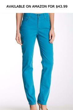 c12cf177b8e NYDJ Neptune Blue Skinny Women s Size 4 Petites ◇ AVAILABLE ON AMAZON FOR    43.99 ◇. Helen Dever · Jeans for Women
