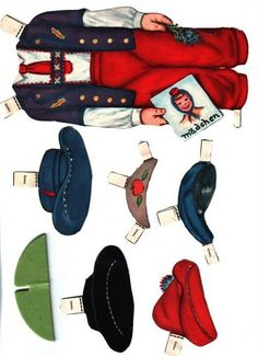 Paper Dolls~Dolls Across the Sea - Bonnie Jones - Picasa Webalbum