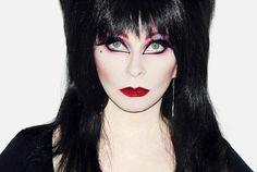 elvira, mistress of the dark, b-movies, film, Cassandra Peterson Elvira Makeup, Lily Munster, Cassandra Peterson, Morticia Addams, Dark Beauty, Gothic Beauty, Gothic Art, Elvira Costume, Elvira Movies