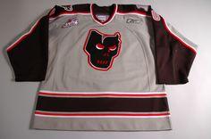 Calgary Hitmen - 10th Anniversary Jersey