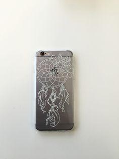 3334e152b3 Floral Dream Catcher iPhone Case