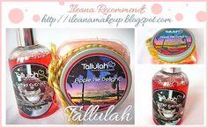 Nueva marca de productos orgánicos panameña: Tallulah / New organic panamanian brand: Tallulah ~ IleanaRecommends
