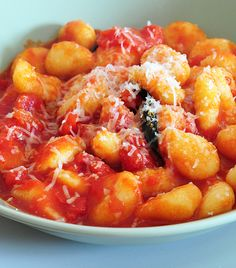 A legfinomabb olasz ételek receptjei   femina.hu My Recipes, Gnocchi, Pork, Food And Drink, Foods, Ethnic Recipes, Easy, Recipes