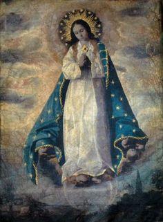 La Asunción de María Inmaculada