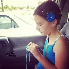 Tips for Teaching Kids to Crochet