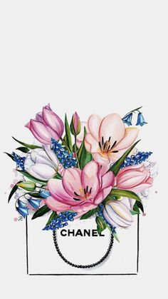 35 New Ideas For Fashion Ilustration Sketches Chanel Watercolor Painting Tumblr Flower, Photo Deco, Foto Fashion, Trendy Fashion, Fashion Wall Art, Fashion Painting, Painted Cakes, Fashion Sketches, Cute Wallpapers