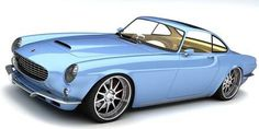 "Volvo P 1800, 1966 ""actualizado"""