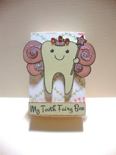Welcome back to Day 4 of stamp reveals!! Today we are going... Tooth Fairy!!!   Tooth Notes 4x6          Tooth Fairy 2x3       Now lets see...