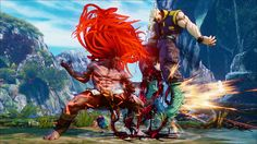 street fighter 5 necalli | Street Fighter 5 - Necalli, un nouveau venu