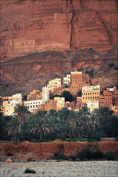Hadramaut, Yemen  / Ethnic Global African Home Decor and Style / WWW.THEAFRICANTOUCH.COM