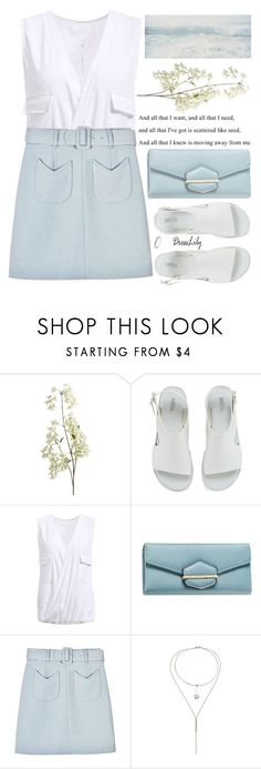 """""""don't allow negative people to turn you into one of them"""" by exco ❤ liked on Polyvore featuring Pier 1 Imports, Melissa, To Be Adored, clean, dresslily, organized and dezzal"""