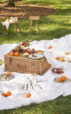 A heavenly picnic!