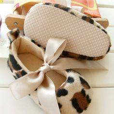 wholesale dropship Cute Soft Sole Leopard Bowknot Pattern Baby Shoes $7.67