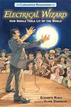 Move over, Thomas Edison! Nikola Tesla takes the spotlight in a biography of the man who pioneered modern electrical engineering and changed the course of history. When a Serbian boy named Nikola Tesl