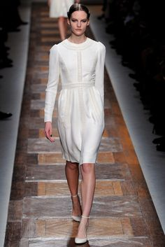 Valentino Fall 2012 Ready-to-Wear Collection Photos - Vogue