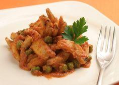 Sepia con guisantespara #Mycookhttp://www.mycook.es/receta/sepia-con-guisantes/