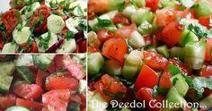 Cucumber Tomato Onion Salad.... https://grannysfavorites.wordpress.com/2015/05/26/cucumber-tomato-onion-salad-4/
