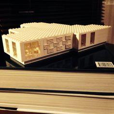 Lego Architecture studio & me..