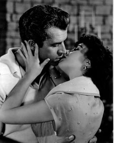Fernando Lamas & Elizabeth Taylor