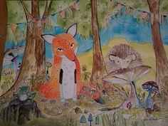 Original painting by Laurie Jean Kramer