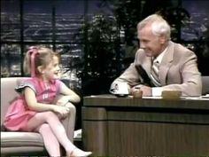 Drew Barrymore interview.Age 7.1982
