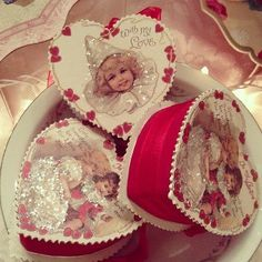 like the idea of putting a vintage picture on a small valentine box. My Sweet Valentine, Valentine Images, My Funny Valentine, Vintage Valentine Cards, Saint Valentine, Valentines Day Decorations, Valentine Day Crafts, Valentine Stuff, Valentine Ideas