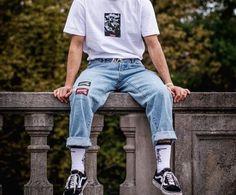 Urban Fashion, Trendy Fashion, Winter Fashion, Mens Fashion, Trendy Style, 80s Style Men, Fashion Menswear, Style Fashion, Fashion Ideas