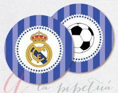Kit de futbol imprimible para cumpleaños por Pipetua en Etsy