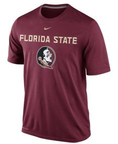 12d990aa985 Nike Men's Florida State Seminoles Dri-FIT Logo Legend T-Shirt & Reviews -  Sports Fan Shop By Lids - Men - Macy's
