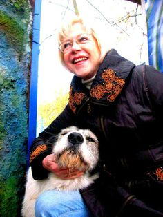 UKRAINIAN WOMAN SHELTERS 20,0000 DOGS & CATS http://harmonyfund.org/donate/1305-dogs-cats-will-be-fed-with-your-help#dog-blue  A trembling Tamara Tarnawska held her breath in the cold air outside a utility factory in Pyrogovo, Ukraine as tears spread like vines down her face. A frosty glove pressed against her lips helped to bottle a scream as she peered wide-eyed through a hole in the concrete wa...See More