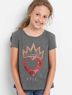 Gap GapKids | Disney Descendants cross-back tee